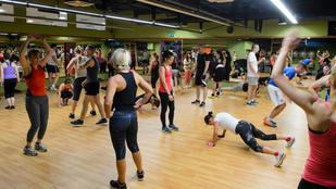 Edzőteremteszt: Sugár Fitness