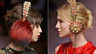 Kétmillió forintos Dolce & Gabbana fejhallgató: menő vagy ciki?