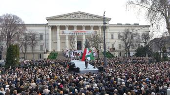 Orbán Viktor szerint Amerika tőlünk tanulta a demokráciát