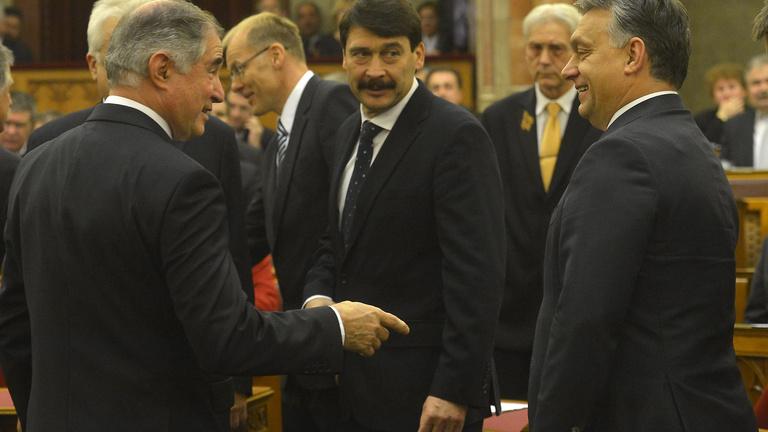 Orbánék bedarálták az Alkotmánybíróságot
