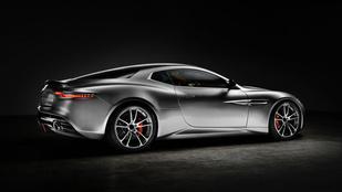 Még elegánsabb Aston Martin