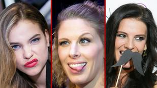 Ezek az eddigi Glamour-gálák legjobb képei