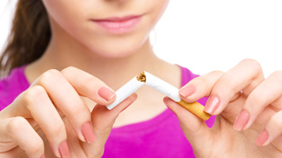 Egy frászt fog elhízni, ha leszokik a cigarettáról