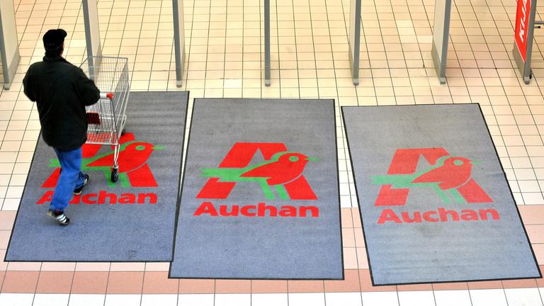Egymilliárdos bírságot kapott az Auchan
