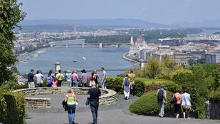 Budapest a világ 21. legnépszerűbb úti célja