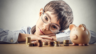 A sok fejtörést okozó kérdés: a kölyök és a pénz