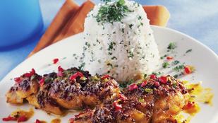 Így lesz feleannyi kalória a rizsben