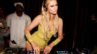 Ilyen, amikor Paris Hilton elhiszi, hogy ő egy igazi DJ