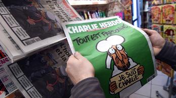 Milliós példányszámmal készül a Charlie Hebdo az évfordulóra