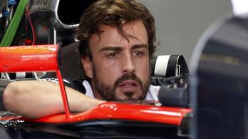 Abszurd, miért kamuzott a McLaren Alonsóról