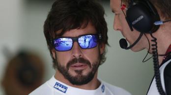 Alonso: Óriásit lépett a McLaren-Honda