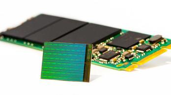 Tíz terabájtos SSD-k jönnek