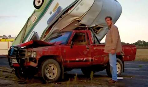 Toyota: köszönjük, Jeremy Clarkson!