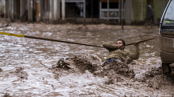 A klímaváltozást okolják a chilei árvíz miatt