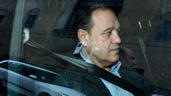 Előzetes letartóztatásba helyezték Tarsolyt