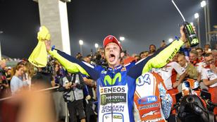 Mama megmondta: Rossi úgyis megnyeri
