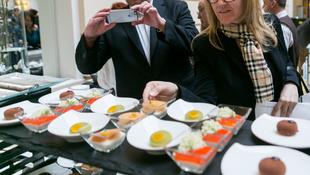 Budapesté lesz jövőre a legmenőbb szakácsverseny