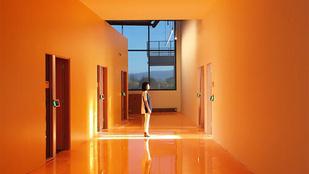 Ilyen lett a Frank Gehry tervezte új Facebook központ