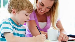 Írásgyakorlás: így segítsen a gyereknek
