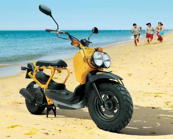 Személyes kedvenc: Honda Zoomer 50