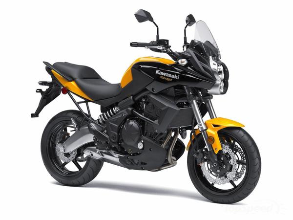 Kawasaki Versys 650 - szokni kell a külsejét, de nagyon jó motor