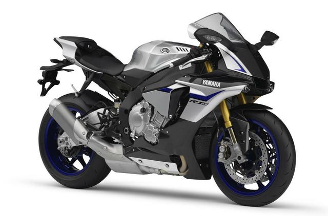 Yamaha YZF-R1M - jelen pillanatban az egyik legdurvább széria sportmotor