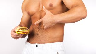 Edzés után nincs is egészségesebb, mint egy jó hamburger! Tényleg.