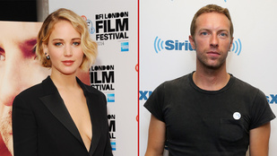 Hoppá! Chris Martin és Jennifer Lawrence mégis együtt van