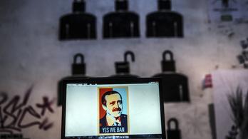Törökország blokkolta a közösségi oldalakat