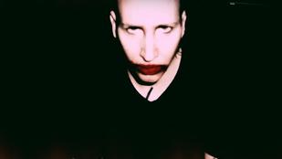 Marilyn Manson egy gyorsétteremben verekedett