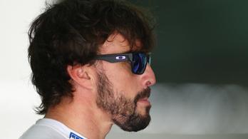 Alonso nem bánta meg, hogy McLarenre váltott. Még