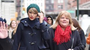 Taylor Swift anyjánál rákot diagnosztizáltak