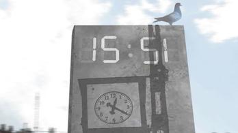 Ilyen lesz a Széll Kálmán tér új órája