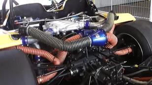 Előkerült a legritkább Ferrari F40