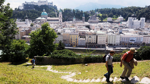 Tuti úti célok: Salzburg