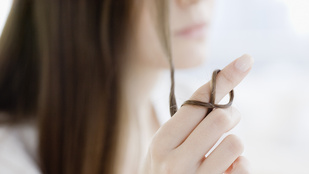 6 megoldás a töredezett hajvégekre