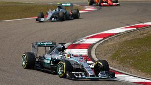 Gyalázatos Renault-motorok, frusztrált Rosberg