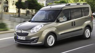 Új közös Opel-Peugeot modell jön