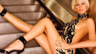 Nosztalgiázzon a mozgólépcsőn prosztóskodó Paris Hiltonnal