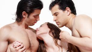 A férfiak jobban szeretik a két pasi, egy nő pornót, mint azt mondják