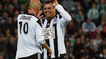 Ronaldo és Zidane: még mindig őrjítő páros