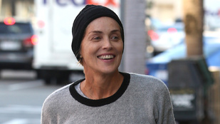 Elég ijesztő Sharon Stone smink nélkül