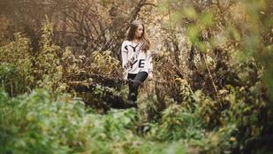 Benéztem az erdőbe és visszanézett rám a veszteségem