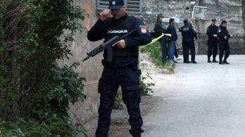Lelőtt egy zvorniki rendőrt a boszniai dzsihadista
