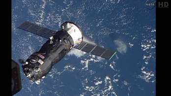 Késve kap oxigént az űrállomás legénysége