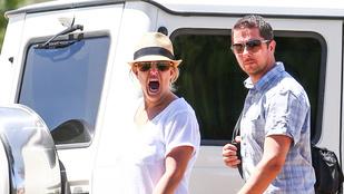 Valami nagyon fura történt Britney Spears állkapcsával