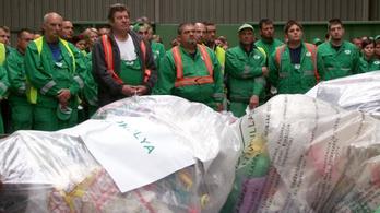 A rezsicsökkentés kinyírja a hulladékszállítást