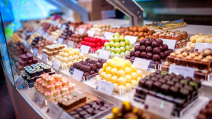 Egészséges megoldás a csokivásárlás ellen