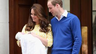 Végre tudjuk Katalin hercegné újszülött lányának nevét!!