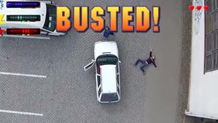 Végre egy értelmes drónvideó: ilyen az élőszereplős Grand Theft Auto
